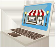 Webseite für kleine und mittlere Unternehmen oder Existenzgründer